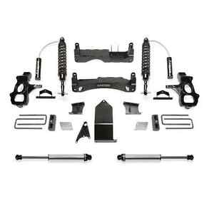 Fabtech K1120dl 4 Performance System W dirt Logic For Silverado sierra 1500
