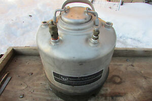 Spraying Systems 2 Gallon Tank 140psi Max 20 To 100f
