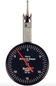 Brown Sharpe Bestest 599 7031 5 0005 030 Dial Test Indicator Brand New