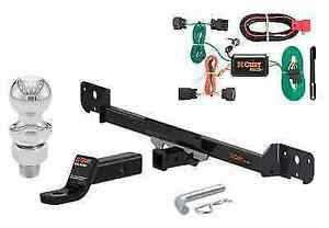 Curt Class 3 Trailer Hitch Tow Package W 2 Ball For Ram Promaster 1500