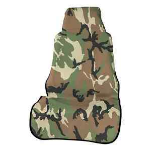 Aries 3142 20 Camouflage Waterproof Seat Defender For Bucket Seat 23 5 X 58 25