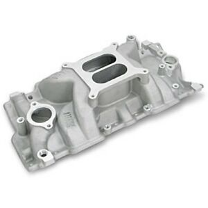 Weiand 8150 Speed Warrior Intake Manifold For Chevy Sbc 283 327 350