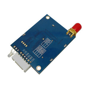 Lora 6100aes 1w Lora Wireless Data Transceiver Module With Aes ttl Port 433mhz