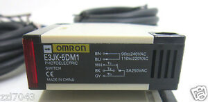1pc New Omron Infrared Sensor Switch E3jk 5dm1