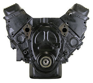 Fits Chevy 350 87 95 Remanufactured Engine Non Roller 2 Bolt Head