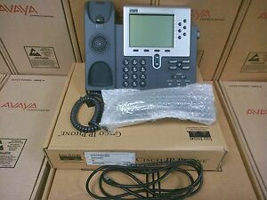 Refurbished Cisco Ip 7960 Office Business Phone 68 0808 04