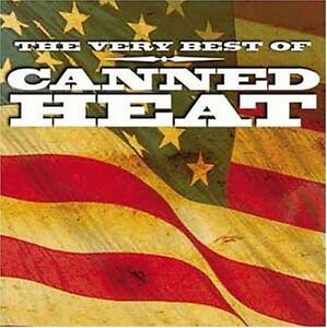Canned Heat Very Best of Canned Heat New CD $9.38