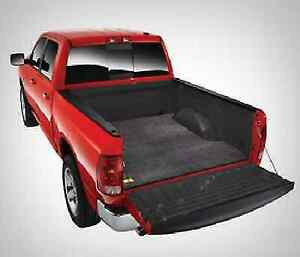 Bedrug Bmh17rbs 2 piece Bed Mat Fits Spray in no Liner For Honda Ridgeline