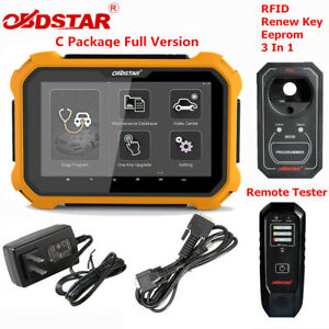 Obdstar Key Master Immobilizer Programmer Mileage Odometer Correction Tpms Tool