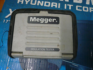 Megger Mit310 Insulation And Continuity Tester Untested As Is Read