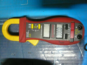 Amprobe Acd 14trms Plus 600a Clamp on Multimeter Dual Display
