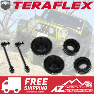 Teraflex 1 5 Leveling Lift Kit For 07 18 Jeep Wrangler Jk 2 4 Door 1155200