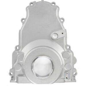 Chevrolet Performance 12600326 Timing Chain Cover Fits Gm Ls2 Ls3 Non Vvt
