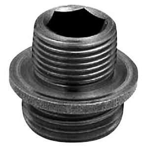 Chevrolet Performance 3853870 Oil Filter Spin On Adapter Nipple For Bb Chevy
