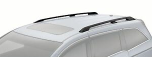 Brightlines Side Rails Roof Rails Roof Rack For 2011 2017 Honda Odyssey Oe Style