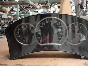 2013 Chevrolet Spark Speedo Head Cluster