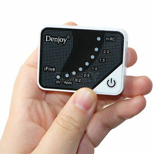 New Denjoy Mini Electronic Root Tip Apex Locator Led ifive Root Canal Finder