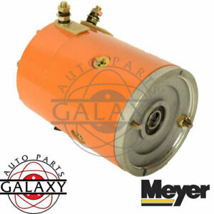 Brand New Meyers Snow Plow Replacement 12v Cw Motor For E57 E60 Pumps