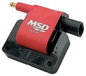 Msd 8228 Bolt on Ignition Blaster Coil W e core For Dakota cherokee sundance