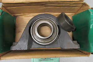 Fafnir Vak 1 1 2 Pillow Block Bearing