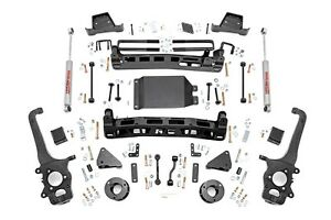 Rou 87820 Rough Country 6in Leveling Lift Kit Fits 2017 Nissan Titan