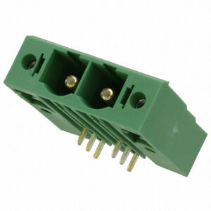 Lot Of 33 Phoenix Contact Green Terminal Block 1913714 Power Connection