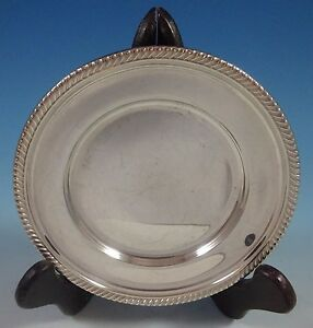 English Gadroon By Gorham Sterling Silver Bread And Butter Plate 180 1388
