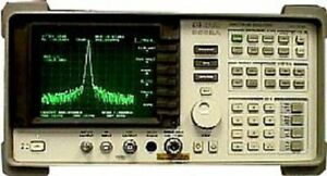Hp 8562a Agilent 8562a Spectrum Analyzer To 22 Ghz Tested Spectrum Analyzer