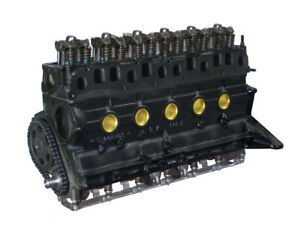 4 0 242 Jeep Engine 1990 Wrangler Cherokee Remanufactured