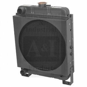 Ford 1100 Compact Tractor Radiator 86561696
