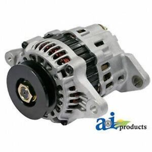 Made To Fit Ford New Holland Compact Tractor Alternator Sba185046320 A7t03877 18