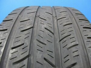 One Used Continental Contipro Contact Mo 245 40 17 5 32 Tread C1657