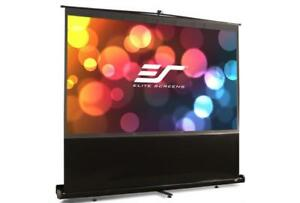 New Elite Screen F135nwh Ezcinema Series 135 16 9 Maxwhite Projector Screen