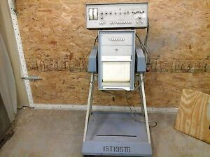 Gould Surfanalyzer 150 Surface Profilometer Gould Brush 280 Chart Recorder
