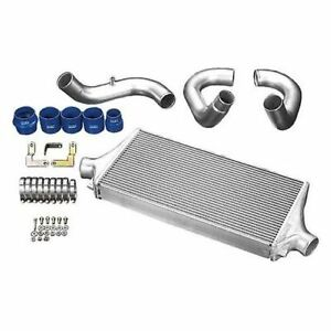 Hks 13001 am006 R type Intercooler Kit Polished Aluminium Piping