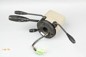 03 06 Mercedes R230 Sl500 Steering Column Switch Clockspring Shroud Tan Oem 2