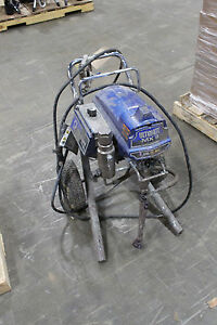 Graco 595 Ultimate Pcpro Hiboy Reconditioned Sprayer 826206 17c437