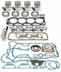Shibaura N844lt Engine Overhaul Kit 0 5 Oversized Pok407 Qty 1 Sr160 Sr175 Sv1