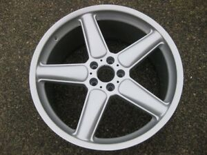 1 Single Genuine Bmw 22 Ac Schnitzer Type 2 Rim In Showroom Condition
