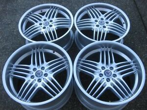 Extremely Rare Genuine Bmw X5 Alpina 21 Rims 21x10 And 21x11 5 Showroom Cond