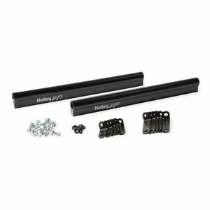 Holley 534 223 Fuel Rail Kit For Holley Efi Big Block Chevy Intake Manifolds