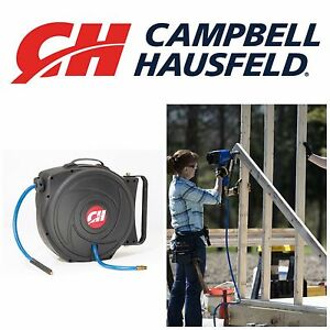 Campbell Hausfeld Air Hose Reel Retractable Air Compressors And Air Tools 50