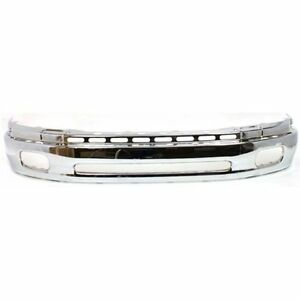 New 2001 2004 Bumper Front Lower For Toyota Tundra To1002170