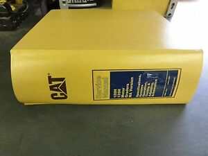 Caterpillar 120h 135h Motor Graders Na Version Service Manual