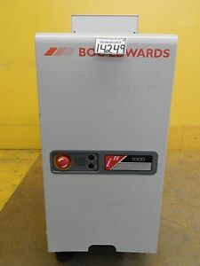 Ih1000 Edwards A590 30 945 Dry Vacuum Pump System Hcdp80 Hcmb1000 Refurbished