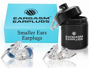 Eargasm Smaller Ears Earplugs 2 Different Shell Sizes Included