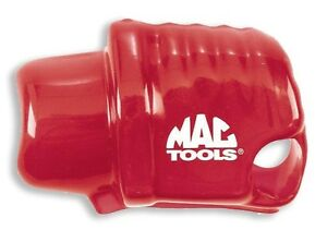 Mac Tools 1 2 Drive Air Impact Wrench Gun Aw234 Aw434 Red Protective Boot