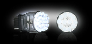 Recon 264213wh Single Unidirectional Extreme Low Power White 3156 Led Bulb