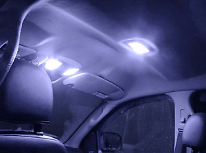 Recon 264164 White Led Dome Light Replacement Kit For 03 09 Dodge Ram 2500 3500