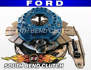 Fits 03 07 Only Ford Powerstroke Diesel Bd Dual Disc Clutch 950hp 1500tq